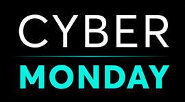 CYBER MONDAY 2019 - перезагрузка цен!