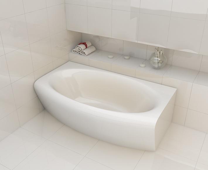 Ванна Artel Plast Эльмира 180X90