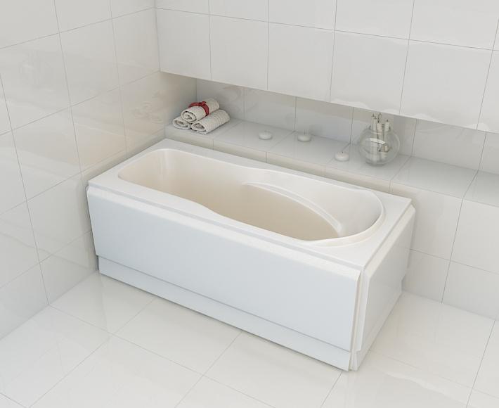Ванна Artel Plast Устина 140X75