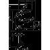 Смеситель для раковин Hansgrohe Novus (71020000)