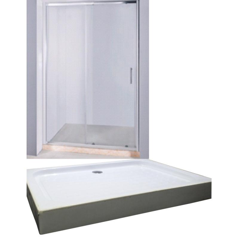 Душевая дверь Keramac (TA-01+8123)