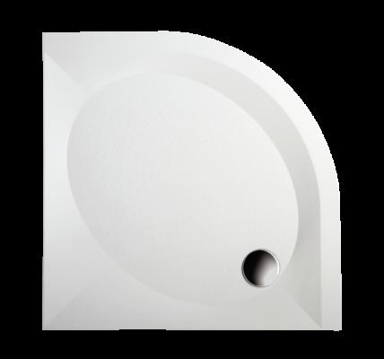 Душевой поддон PAA ART RO80 R550 (KDPARTRO80/00)