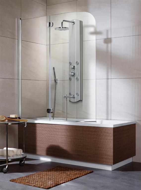 Шторкa для ванны Radaway Eos PND (205202-101L)