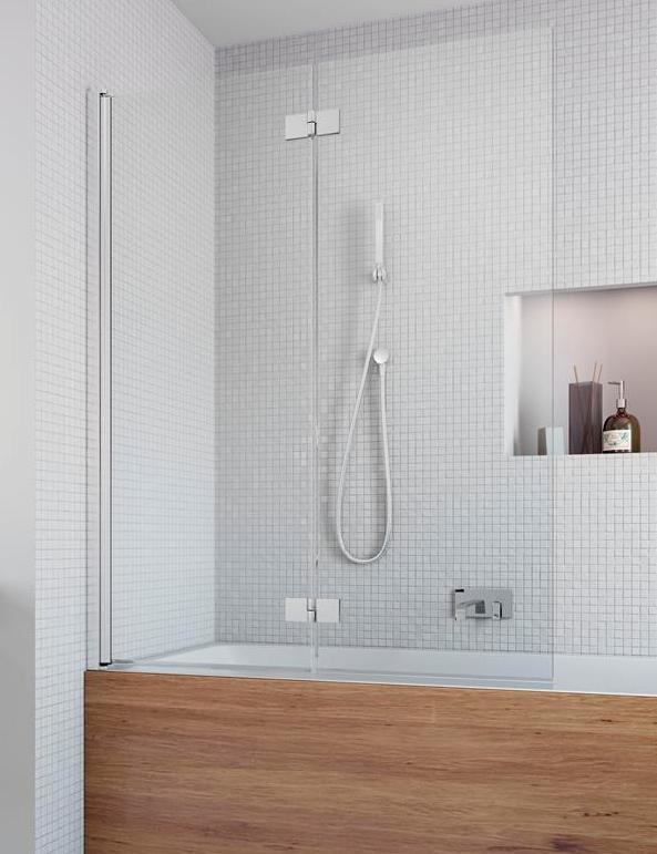 Шторкa для ванны Radaway Essenza New PND (207212-01L)