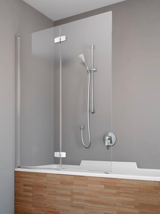 Шторкa для ванны Radaway Fuenta New PND (208210-01R)