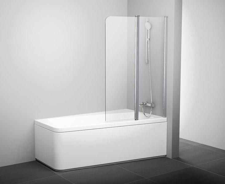 Шторкa для ванны Ravak 10CVS2-100 R (7QRA0C03Z1)