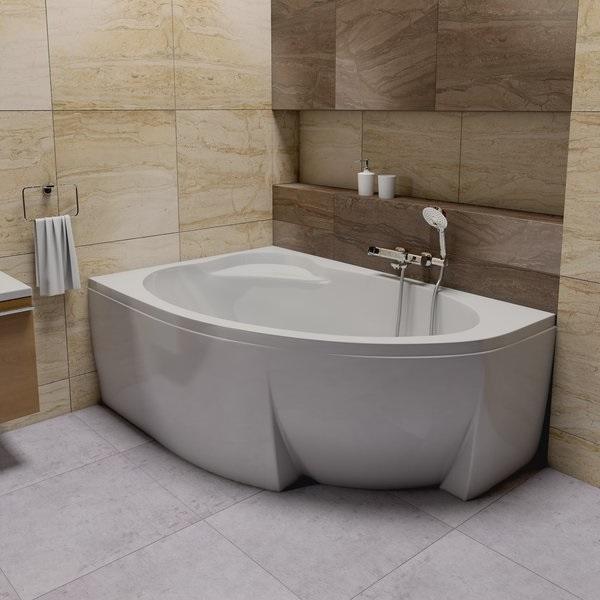 Ванна Ravak Asymmetric II 170x110 L (C921000000)