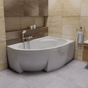Ванна Ravak Asymmetric II 160x105 R (CB61000000)
