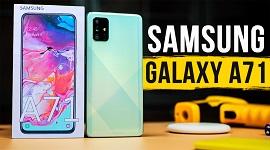 Что нам готовит Samsung Galaxy A71