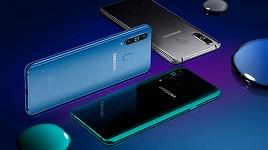 Назвали предполагаемые характеристики Samsung Galaxy A60