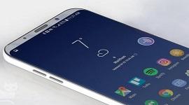 Анонс Samsung Galaxy A7 (2018): тройная камера и дактилоскопический датчик на боку.