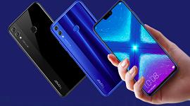 Honor 8X вышел на международный рынок