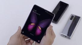 Samsung Galaxy Fold на видео: все сделано по красоте