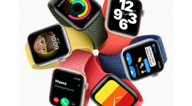 Обзор Apple Watch Series 6