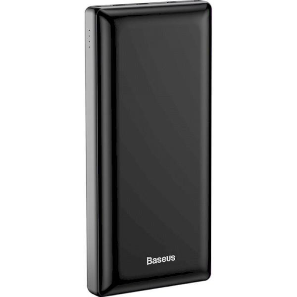 Внешний аккумулятор Power Bank Baseus Mini JA 30000 black (PPJAN-C01)