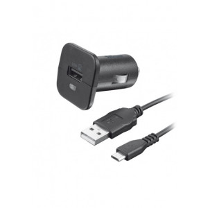 АЗУ TRUST URBAN 5W with micro-USB cable 1m black