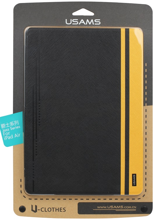 Usams Jazz for iPad Air black