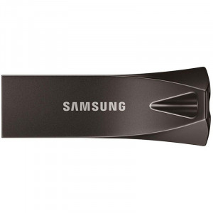 Флешка Samsung 64 GB Bar Plus Black USB 3.1 (MUF-64BE4/APC)