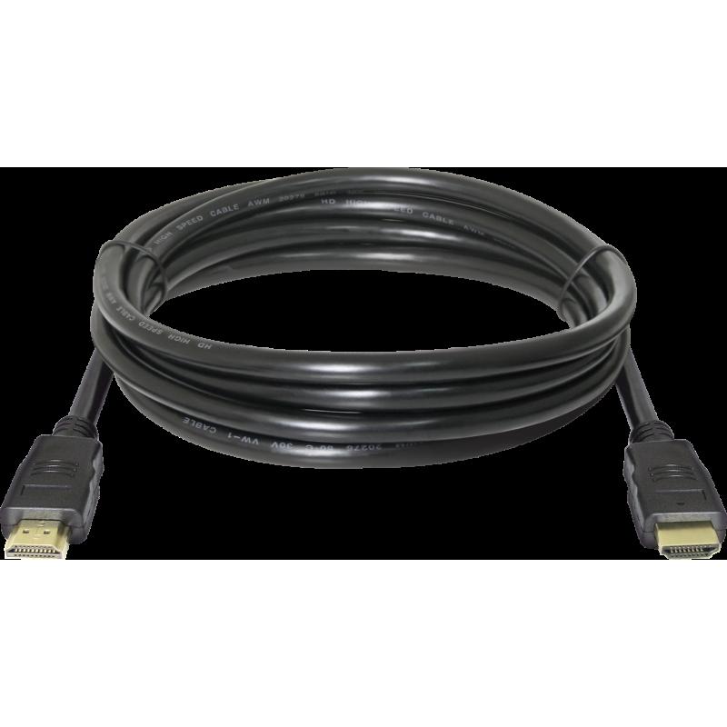 Кабель Defender HDMI 5m Black (87353)