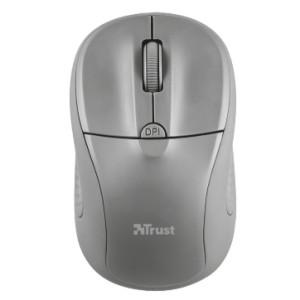 Мышь Trust Primo Wireless Mouse grey (20785)