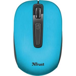 Мышь TRUST Aera wireless mouse blue (22373)