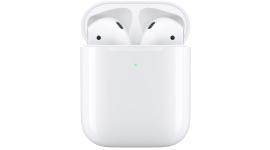 Наушники Apple AirPods with Wireless Charging Case (MRXJ2)
