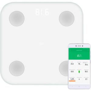 Весы напольные электронные Xiaomi Mi Body Composition Scale 2 (NUN4048GL)