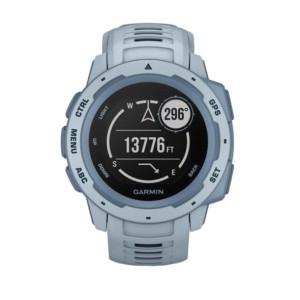 Смарт-часы Garmin Instinct Sea Foam (010-02064-05/010-02064-64)