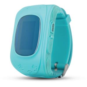 Детские умные часы ERGO GPS Tracker Kid`s K010 Blue