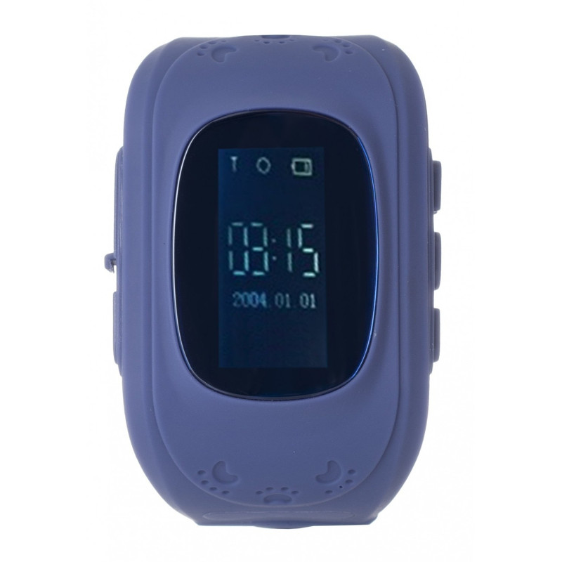 ERGO GPS Tracker Kid`s K010 dark blue