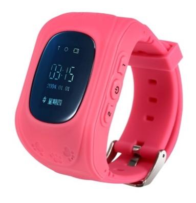 Смарт-часы ERGO GPS Tracker Kid`s K010 pink