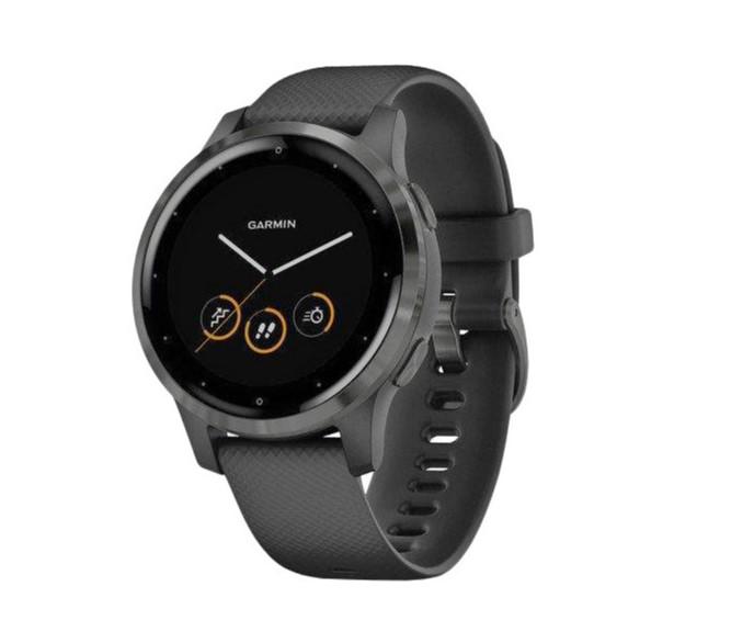 Смарт-часы Garmin vivoactive 4S Black/Slate (010-02172-13/010-02172-11)