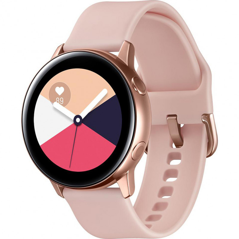 Смарт-часы Samsung Galaxy Watch Active gold (SM-R500NZDA)