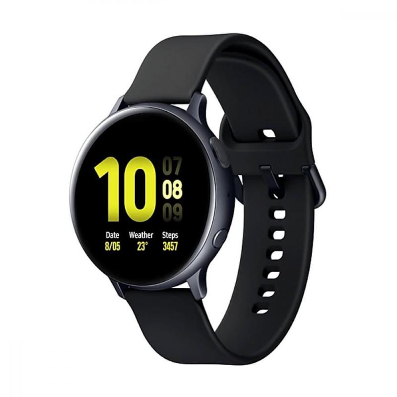 Смарт-часы Samsung Galaxy Watch Active 2 40mm black aluminium (SM-R830NZKASEK)
