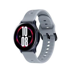 Смарт-часы Samsung Galaxy Watch Active 2 40mm Under Armour Edition black aluminium (SM-R830NZKU)