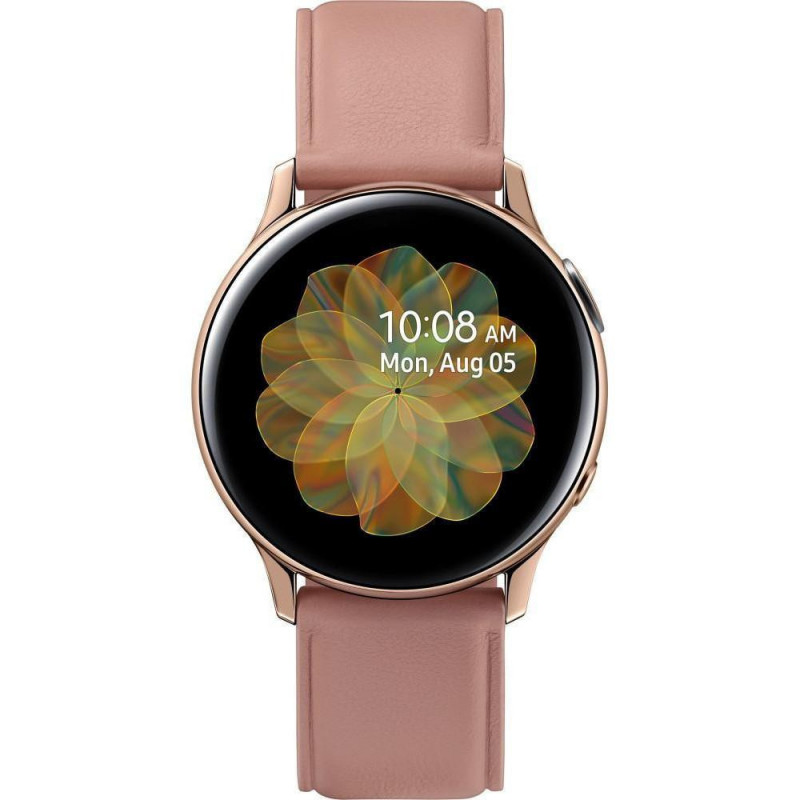 Смарт-часы Samsung Galaxy Watch Active 2 44mm gold Stainless steel (SM-R820NSDASEK)