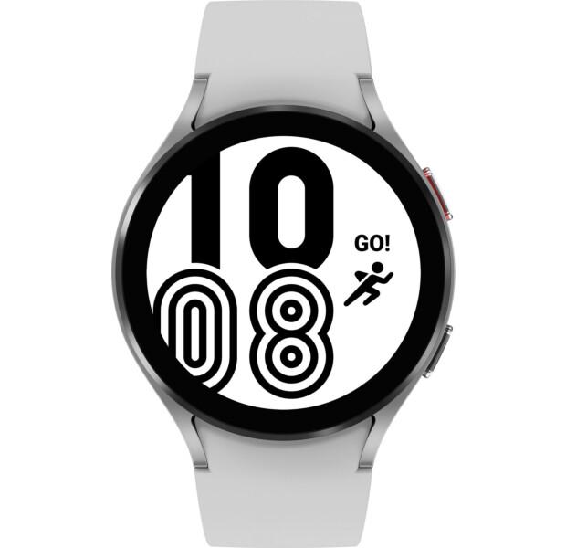 Смарт-часы Samsung Galaxy Watch4 44mm silver (SM-R870NZSA)