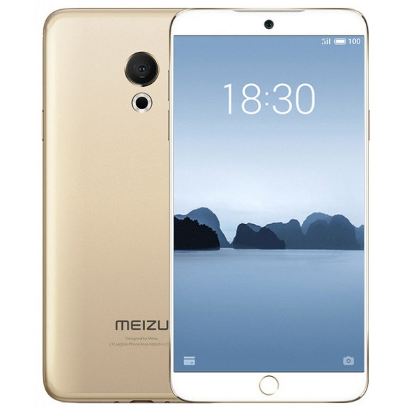 Смартфон Meizu 15 Lite 4/32GB gold (Global version)