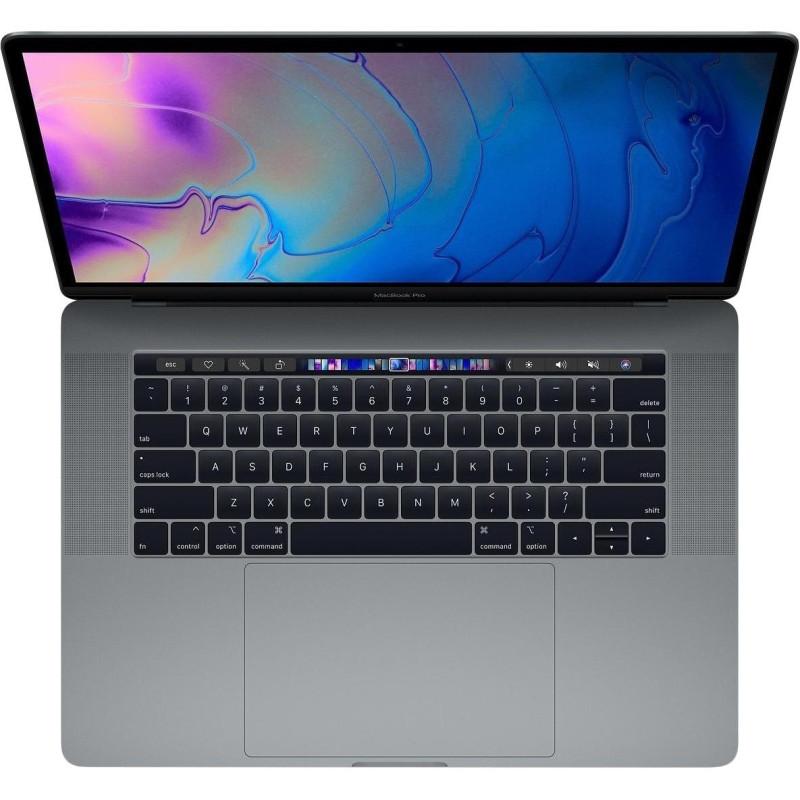 "Ноутбук Apple MacBook Pro 15"" Space Grey 2018 (MR932)"