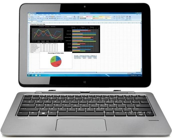 Ноутбук Ультрабук HP Elite X2 1011 G1 (J8W02AV)