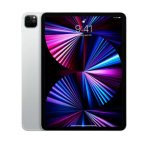 Планшет Apple iPad Pro 11 2021 Wi-Fi 128GB silver (MHQT3)