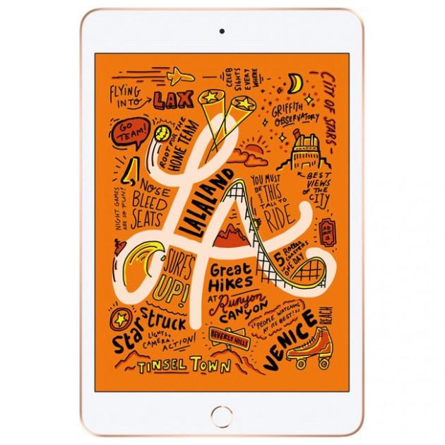 Планшет Apple iPad mini 5 Wi-Fi 64GB gold (MUQY2)