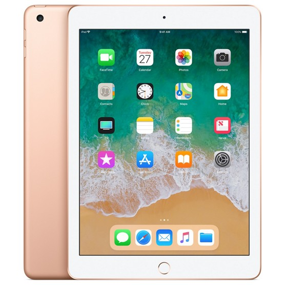 Планшет Apple iPad 2018 32GB Wi-Fi gold (MRJN2)