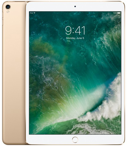 Apple iPad Pro 10.5 Wi-Fi 256GB gold (MPF12)