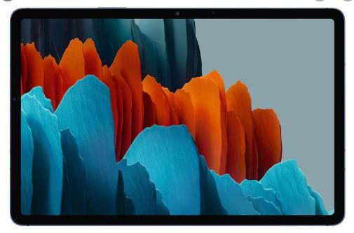 Планшет Samsung Galaxy Tab S7 Plus 256GB Wi-Fi Mystic navy