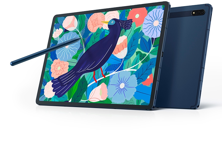 Планшет Samsung Galaxy Tab S7 128GB LTE Mystic navy