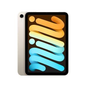Планшет Apple iPad mini 6 Wi-Fi + Cellular 64GB Starlight (MK8C3)