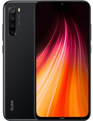 Смартфон Xiaomi Redmi Note 8 2021 4/64GB Space black (EU)