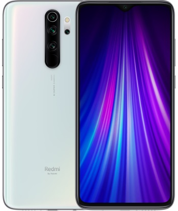 Смартфон Xiaomi Redmi Note 8 Pro 6/128GB white (Global version)