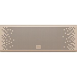 Портативная колонка Xiaomi Mi Bluetooth Speaker gold (QBH4057US)